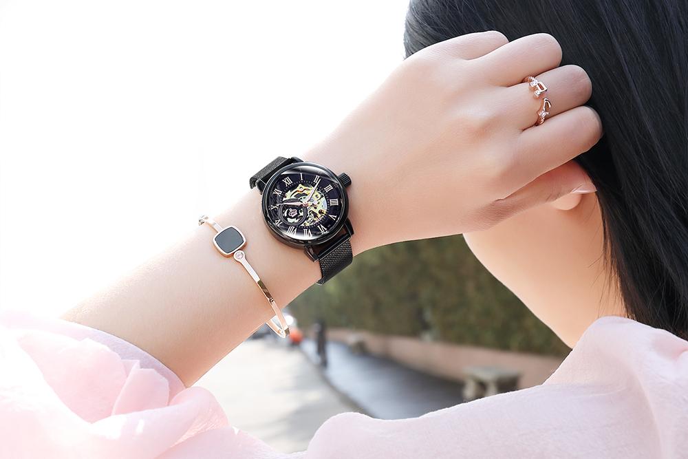 Reloj Automatico Mujer